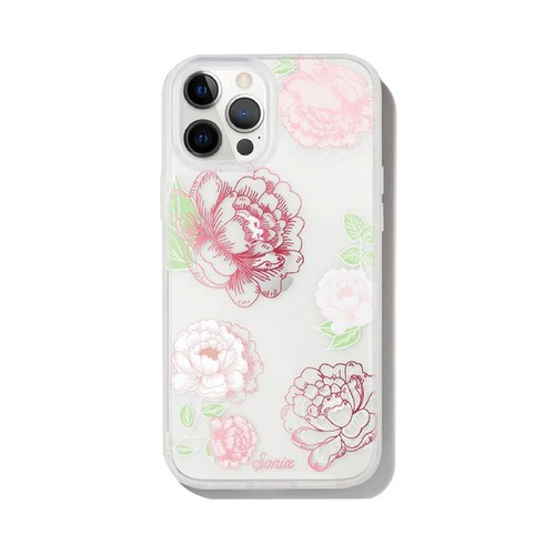 美國 Sonix|iPhone 12 Pro Max French Rose 香榭玫瑰抗菌軍規防摔手機保護殼