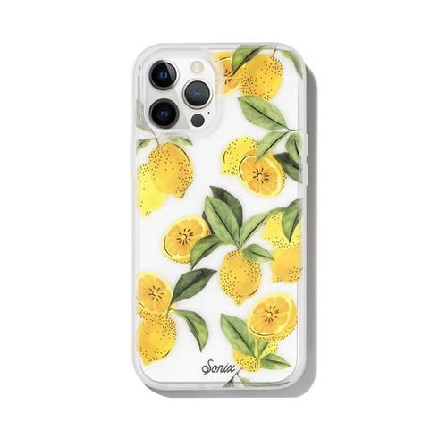 美國 Sonix|iPhone 12 Pro Max Lemon Zest 果香檸情抗菌軍規防摔手機保護殼
