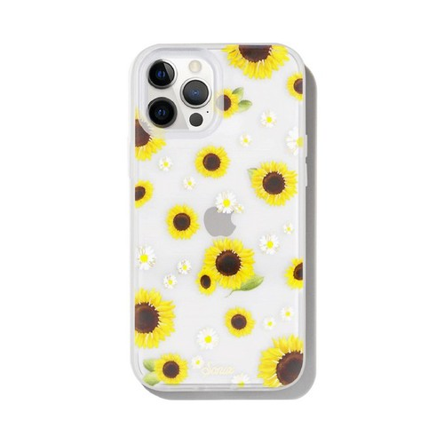 美國 Sonix iPhone 12 Pro Max You're A Sunflower 太陽向日葵抗菌軍規防摔手機保護殼