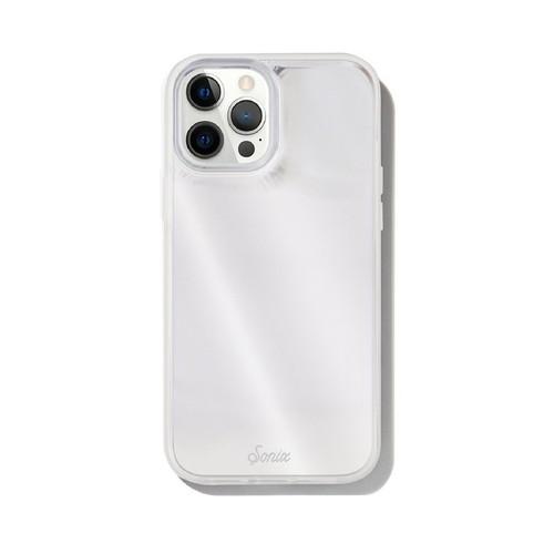 美國 Sonix|iPhone 12 Pro Max Silver Chrome 銀色衝浪抗菌軍規防摔手機保護殼