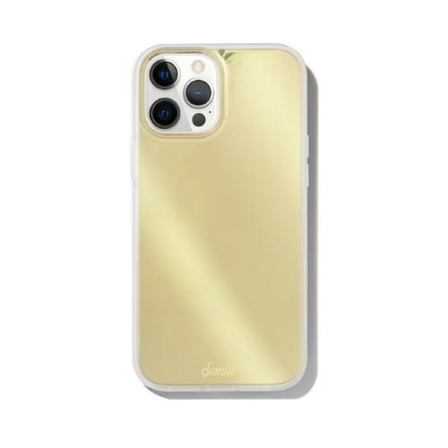 美國 Sonix iPhone 12 Pro Max Gold Chrome 小金人抗菌軍規防摔手機保護殼