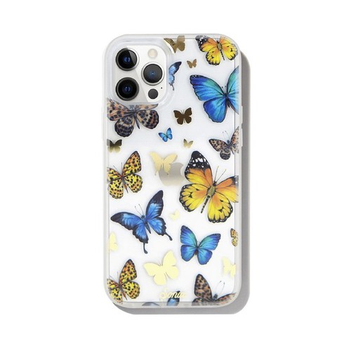 美國 Sonix|iPhone 12 Pro Max Butterfly Effect 蝴蝶效應抗菌軍規防摔手機保護殼