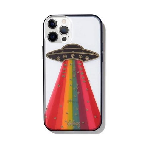 美國 Sonix|iPhone 12 / 12 Pro Give Me Space 太空膠囊抗菌軍規防摔手機保護殼
