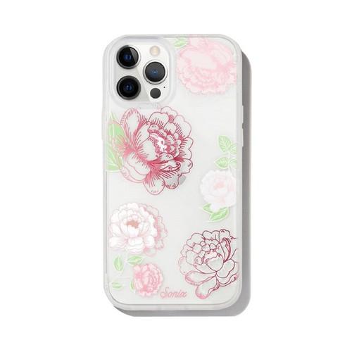 美國 Sonix|iPhone 12 / 12 Pro French Rose 香榭玫瑰抗菌軍規防摔手機保護殼