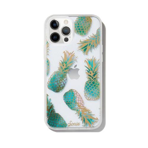 美國 Sonix|iPhone 12 Pro Max Liana Teal 果香鳳梨抗菌軍規防摔手機保護殼