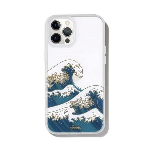 美國 Sonix iPhone 12 Pro Max Tokyo Wave 江戶日本抗菌軍規防摔手機保護殼