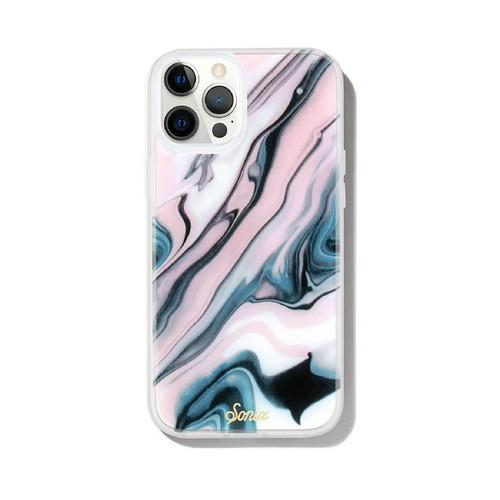 美國 Sonix|iPhone 12 Pro Max Blush Quartz 石英腮紅抗菌軍規防摔手機保護殼