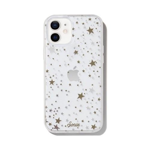 美國 Sonix|iPhone 12 mini Starry Night 昨夜星光抗菌軍規防摔手機保護殼