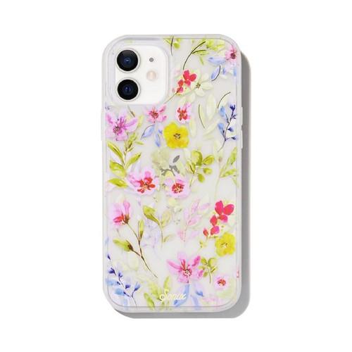 美國 Sonix|iPhone 12 mini Prairie Floral 草間花野抗菌軍規防摔手機保護殼