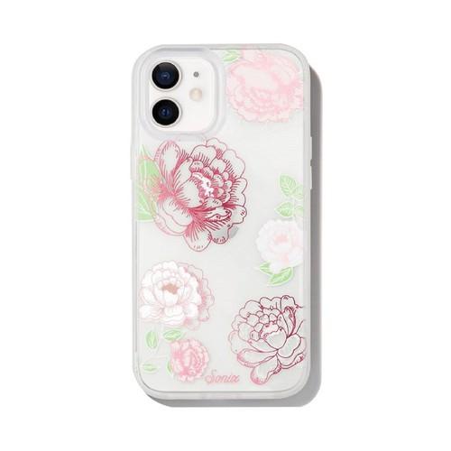 美國 Sonix|iPhone 12 mini French Rose 香榭玫瑰抗菌軍規防摔手機保護殼