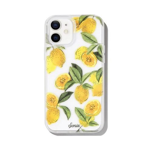 美國 Sonix|iPhone 12 mini Lemon Zest 果香檸情抗菌軍規防摔手機保護殼