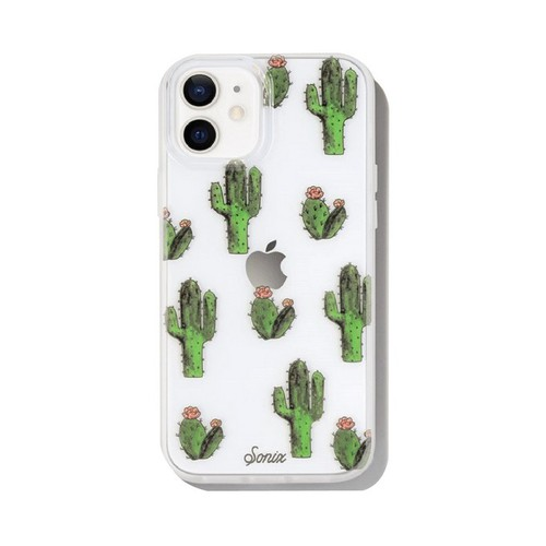 美國 Sonix|iPhone 12 mini Prickly Pear 調皮仙人掌抗菌軍規防摔手機保護殼