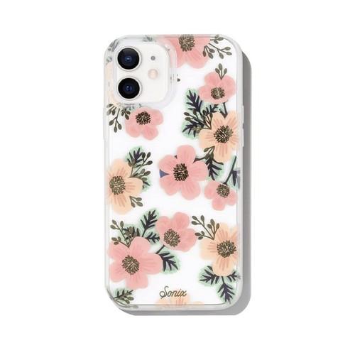 美國 Sonix|iPhone 12 mini Southern Floral 花浪南方抗菌軍規防摔手機保護殼