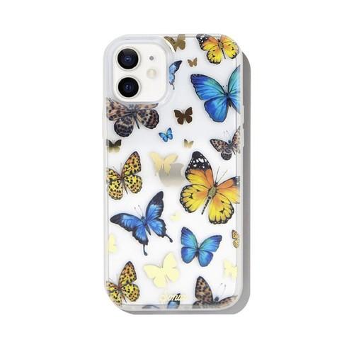 美國 Sonix|iPhone 12 mini Butterfly Effect 蝴蝶效應抗菌軍規防摔手機保護殼