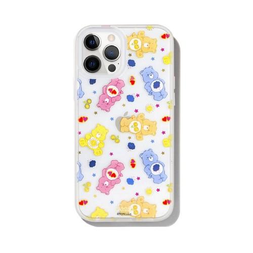 美國 Sonix|iPhone 12 / 12 Pro Candy Bears 愛玩小熊抗菌軍規防摔手機保護殼