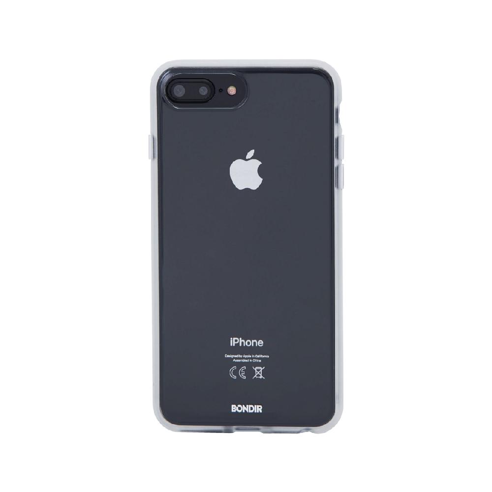 美國 BONDIR|iPhone 7 / 8 Plus Clear 透清新軍規防摔手機保護殼