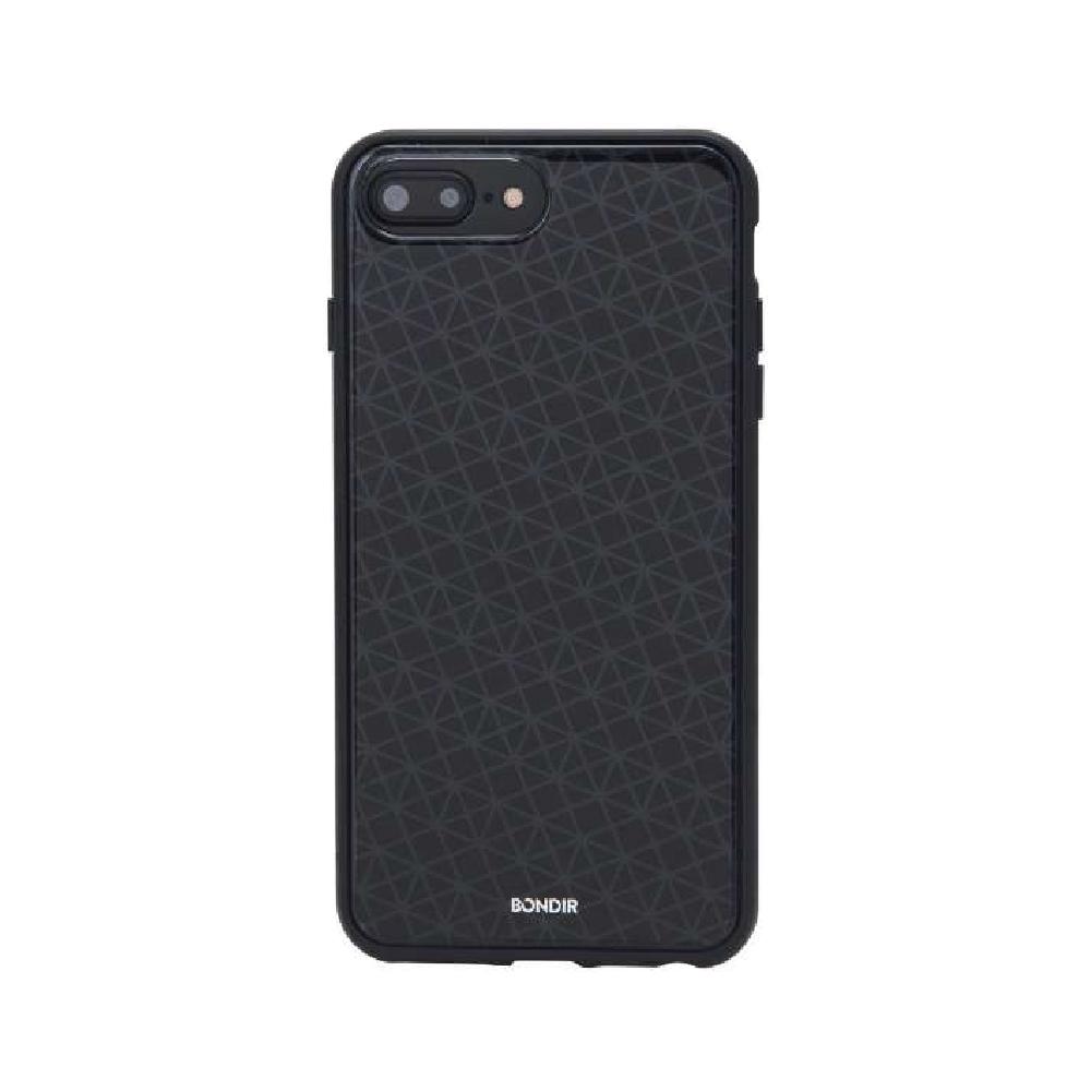 美國 BONDIR iPhone 7 / 8 Plus Pixel 簡約像素軍規防摔手機保護殼