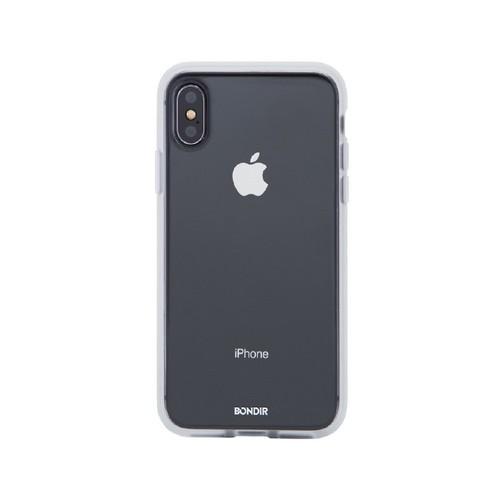美國 BONDIR iPhone X/XS Clear 透清新軍規防摔手機保護殼