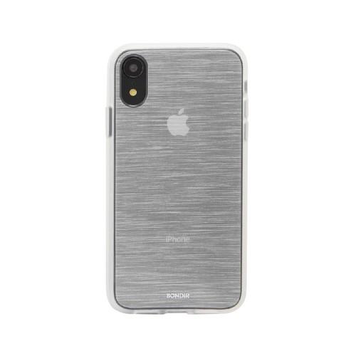 美國 BONDIR iPhone XR Mist- Silver 深海薄霧-銀軍規防摔手機保護殼