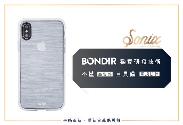 (複製)美國 BONDIR|iPhone XS Max Mist-Navy 深海薄霧-軍藍軍規防摔手機保護殼