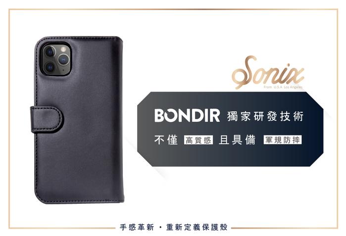 (複製)美國 BONDIR|iPhone 11 Detachable Wallet Pink 粉紅皮套式軍規防摔手機保護殼