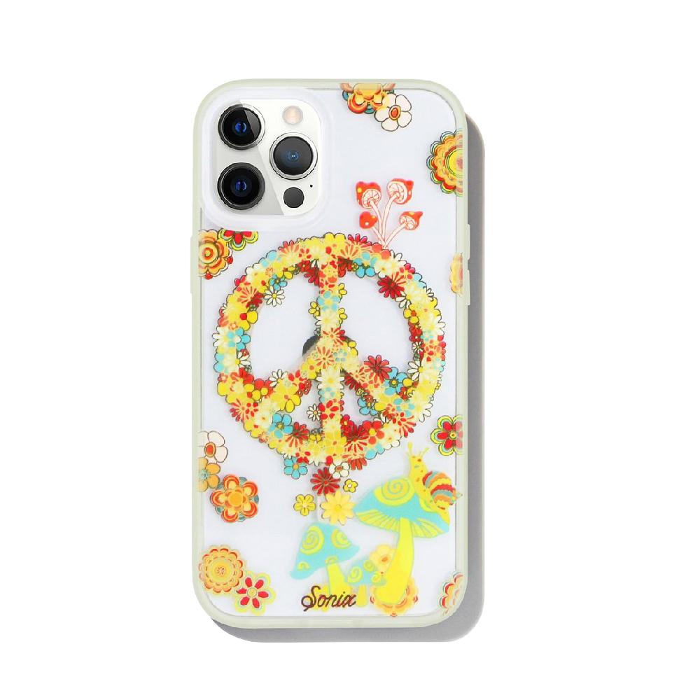 美國 Sonix|iPhone 12 Pro Max Bohemia 波希米亞抗菌軍規防摔手機保護殼