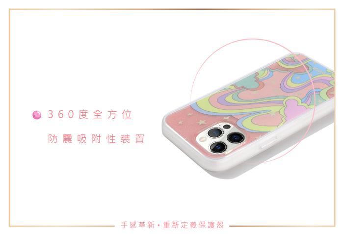 (複製)美國 Sonix|iPhone 12 Pro Max Floral Fantasy Black 花曜黑抗菌軍規防摔手機保護殼