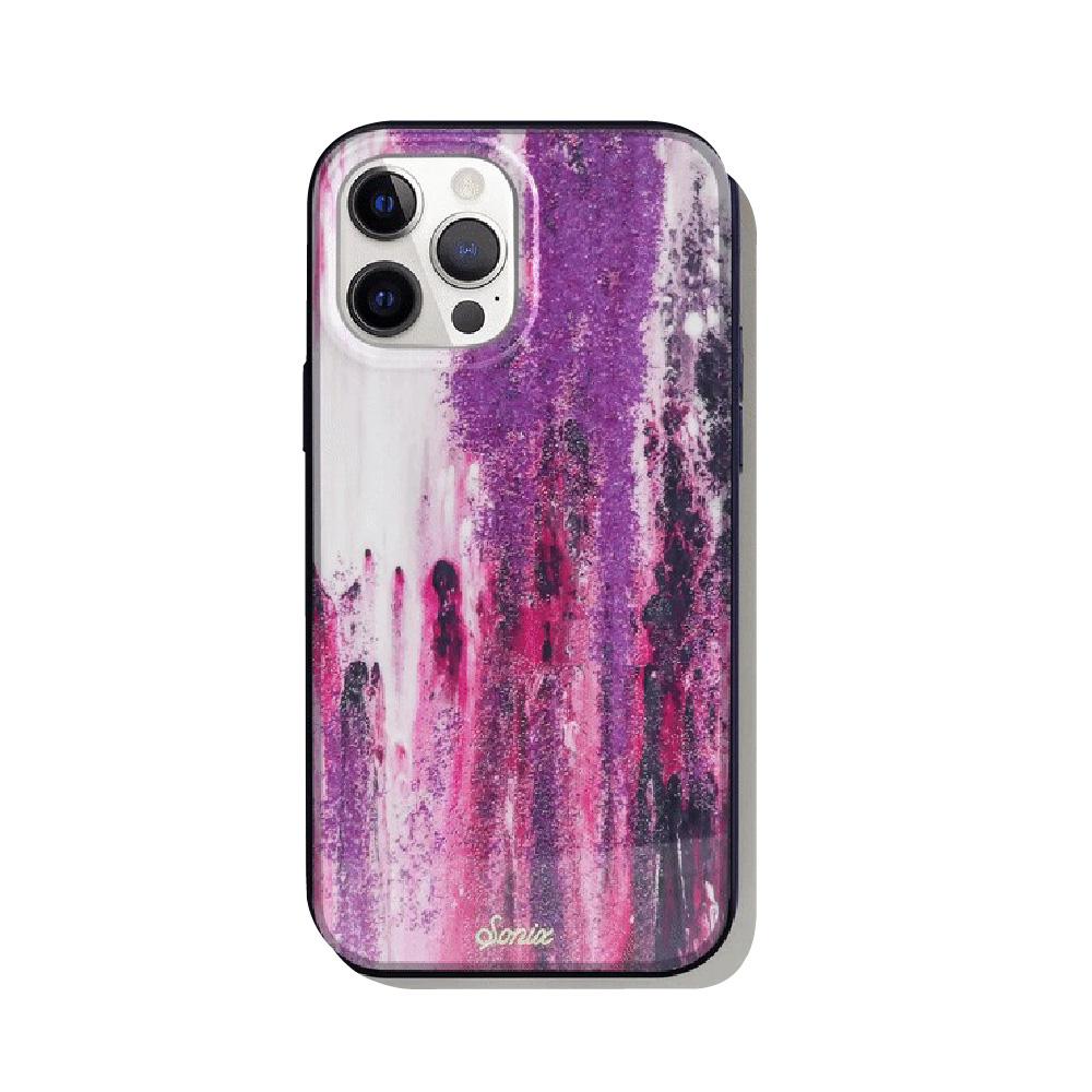 美國 Sonix iPhone 12 Pro Max Purple Rain MagSafe 千紫雨抗菌軍規防摔手機保護殼