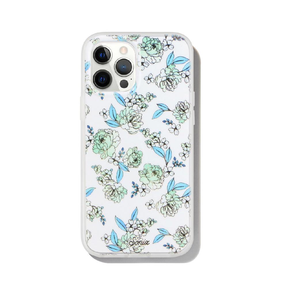 美國 Sonix iPhone 12 / 12 Pro Floral Fantasy Chalk MagSafe 花純淨抗菌軍規防摔手機保護殼