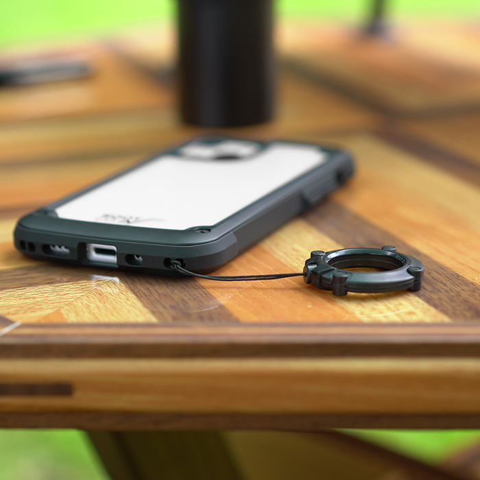 (複製)日本 ROOT CO.|iPhone 13 Pro 單掛勾式防摔手機殼 - 共三色