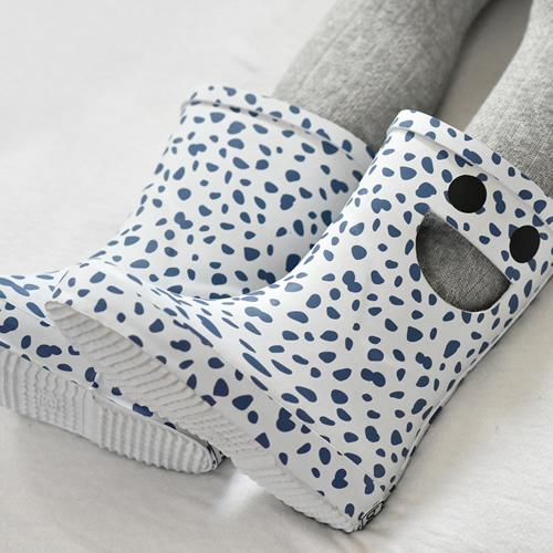 法國BOXBO WISTITI雨靴(我愛笑瞇瞇/麥町藍)