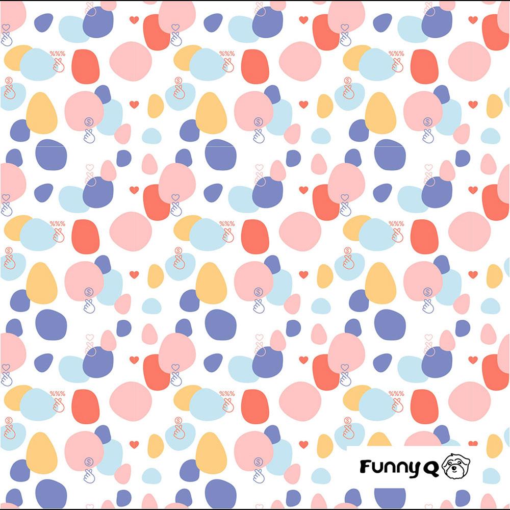 Funny Q|透氣排汗斗篷雨衣-通關密語