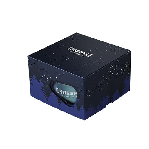 CROSSPACE|隨型純鈦杯(挪威極光)