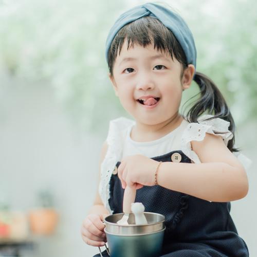 CROSSPACE|純鈦兒童環保餐具組(超值二組優惠價)