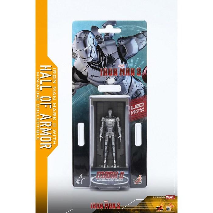 (複製)野獸國|MMSC005 鋼鐵人3 鋼鐵人 MK1 迷你格納庫