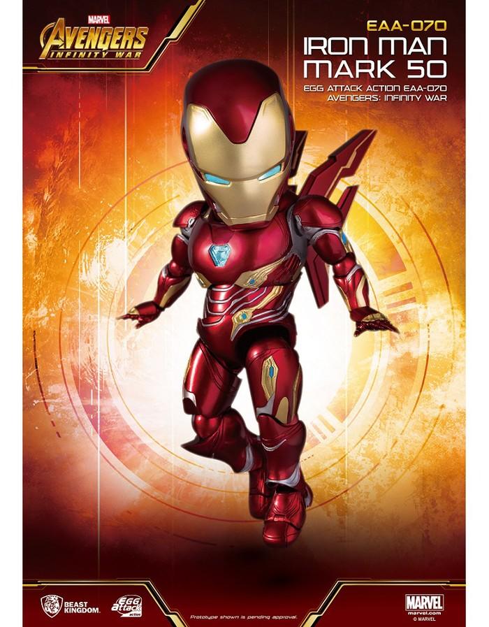 (複製)EAA-060DX 復仇者聯盟:無限之戰 鋼鐵蜘蛛人  豪華版