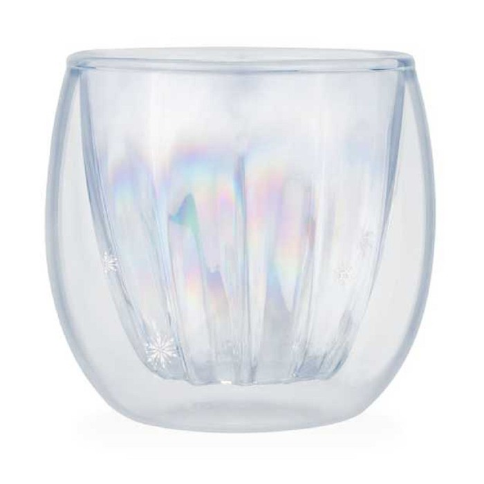 (複製)野獸國|經典米奇系列 雙層玻璃杯 米奇手套款