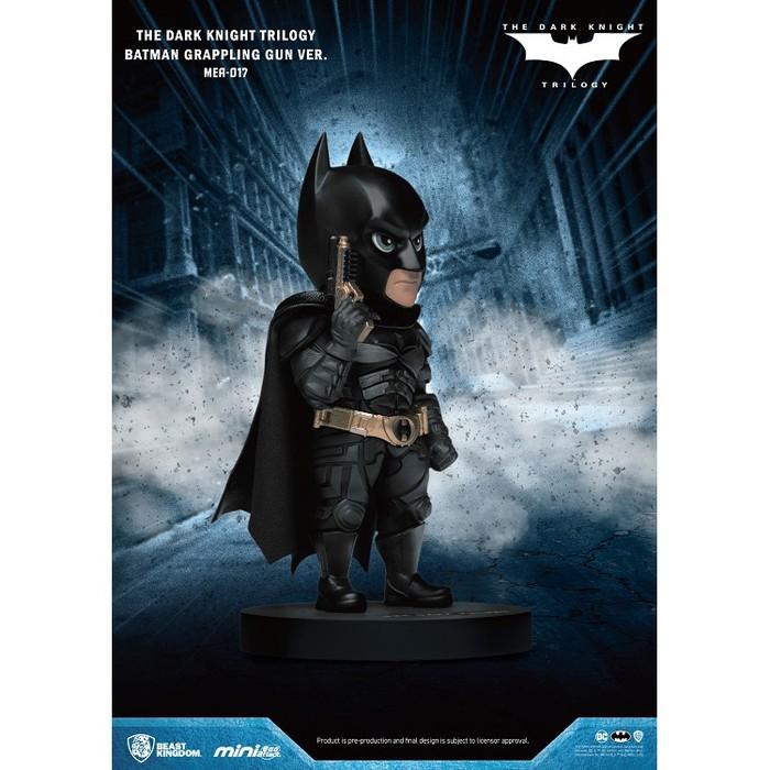 野獸國|MEA-017 黑暗騎士系列 蝙蝠俠(鉤繩槍版)