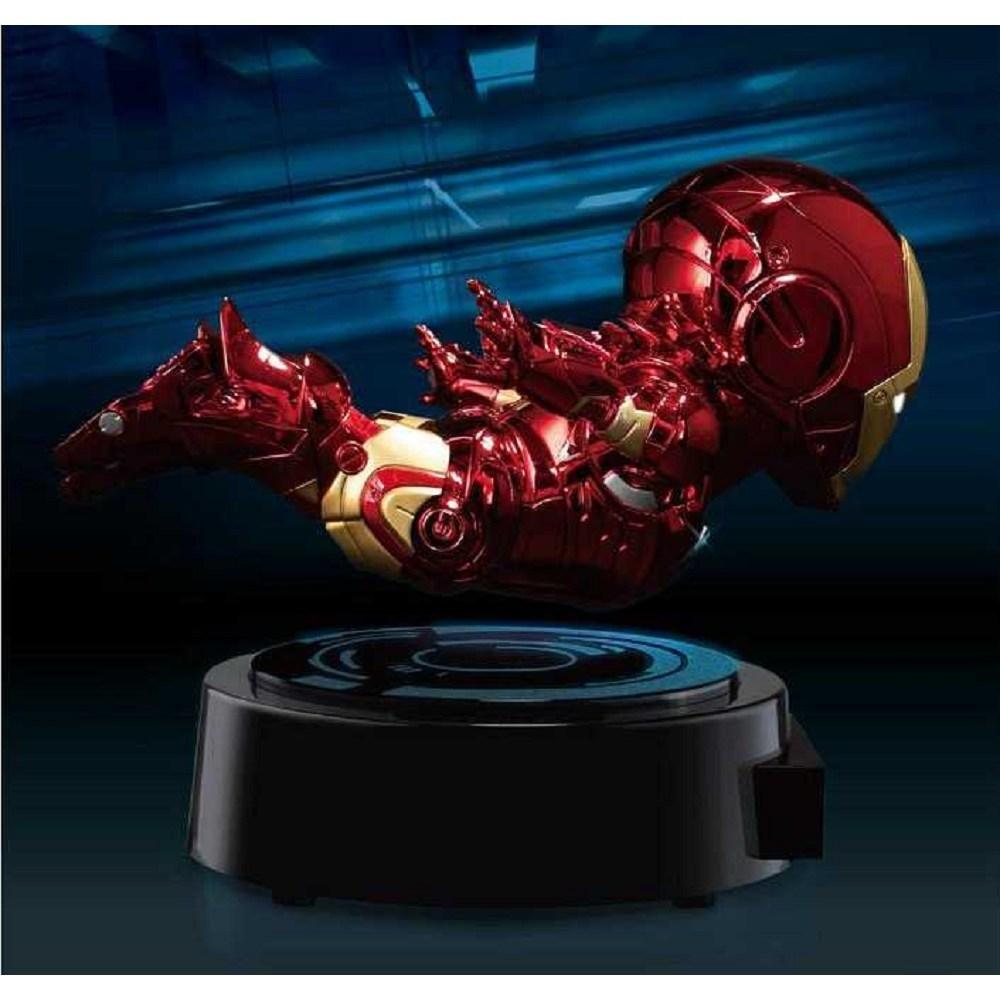 【入倉品】野獸國|漫威影業十週年紀念 馬克 3 磁浮版 EA-040SP (電鍍版)