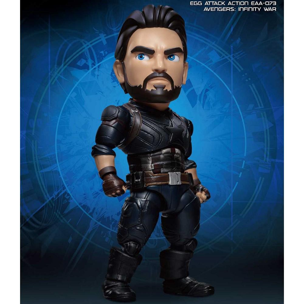 野獸國|EAA-073 復仇者聯盟:無限之戰  美國隊長