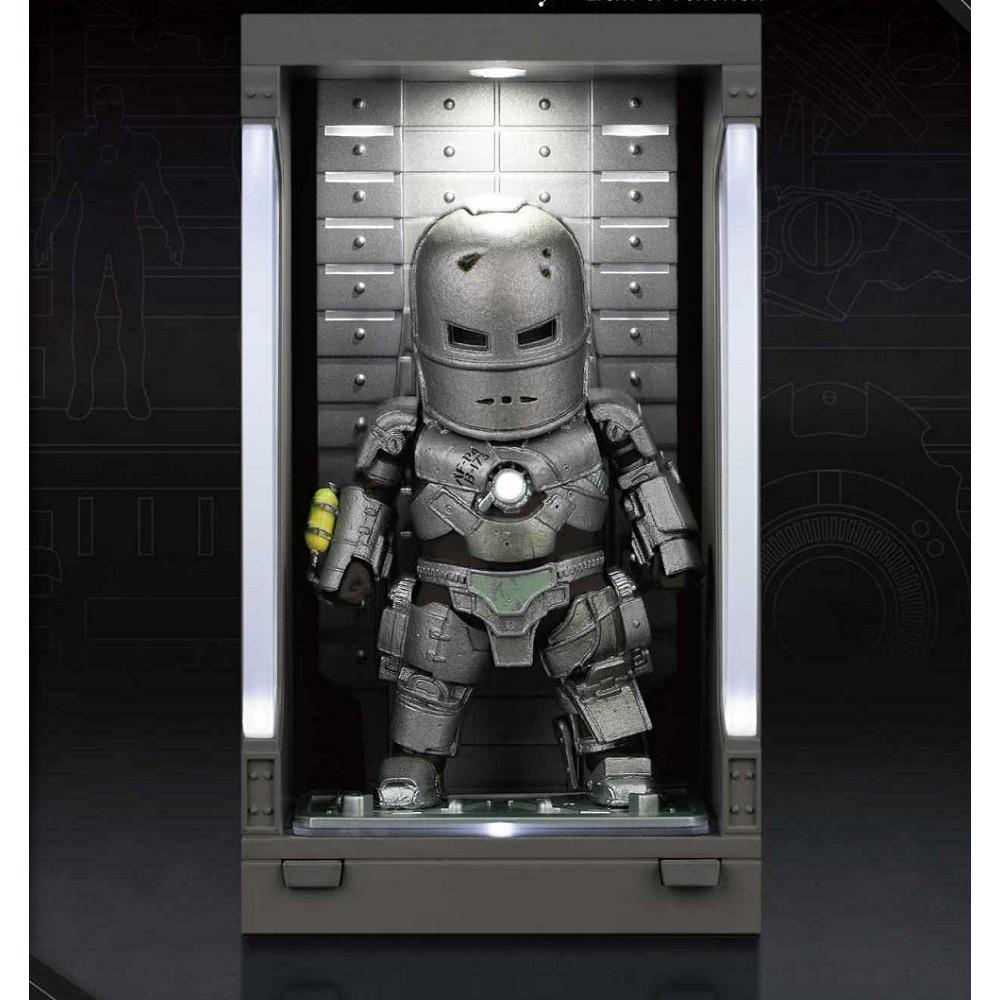 野獸國|MEA-015 鋼鐵人3 裝甲格納庫-鋼鐵人 MK1