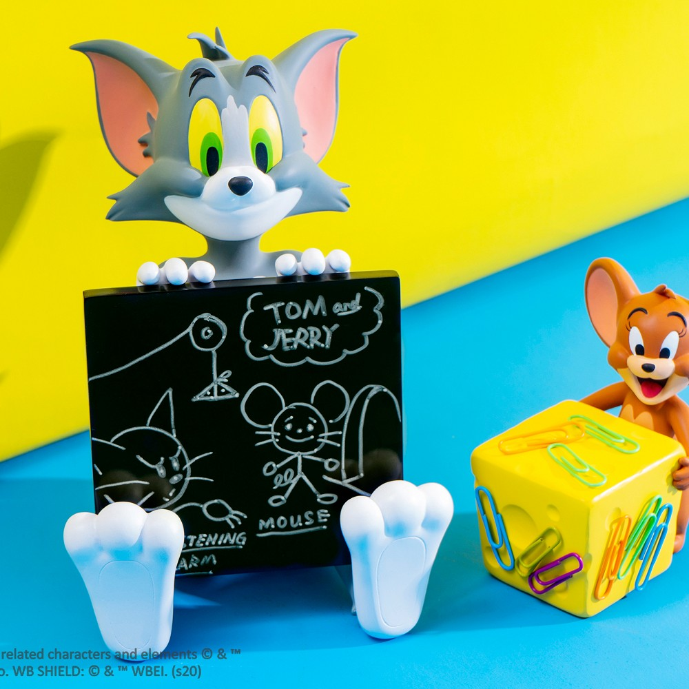 野獸國|CA116 湯姆貓語傑利鼠 桌上夥伴 傑利鼠芝士磁鐵