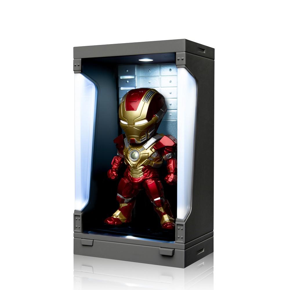 野獸國|MEA-022鋼鐵人3裝甲格納庫-鋼鐵人MK17