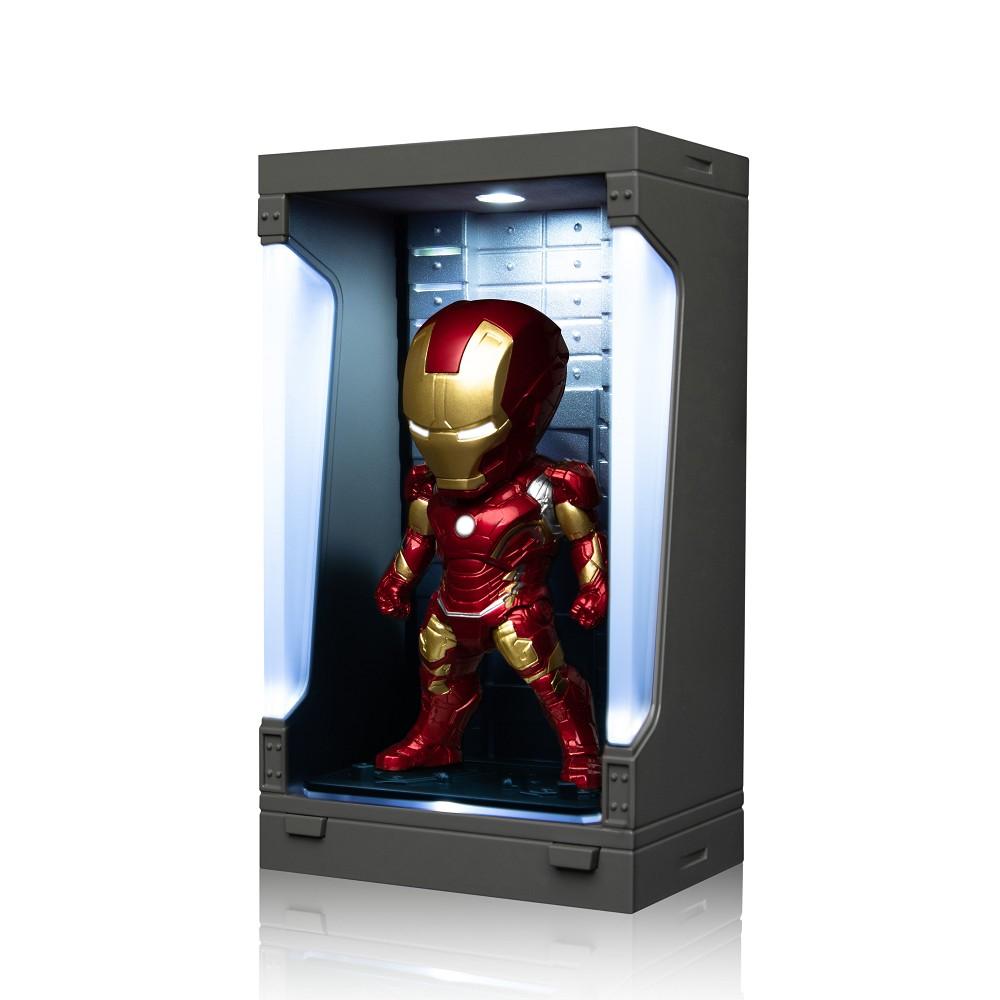 野獸國|MEA-022 復仇者聯盟:奧創紀元 裝甲格納庫 - 鋼鐵人 MK43