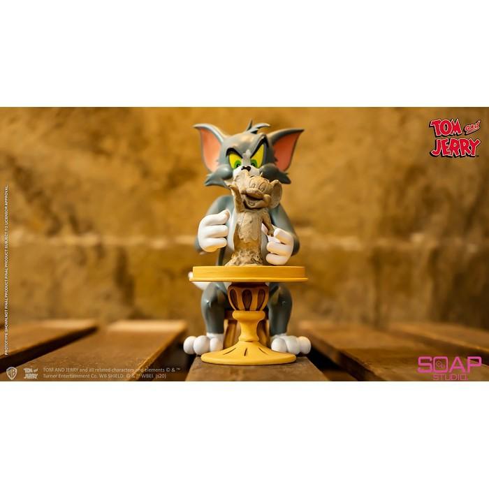 (複製)野獸國|CA116 湯姆貓語傑利鼠 桌上夥伴 傑利鼠芝士磁鐵