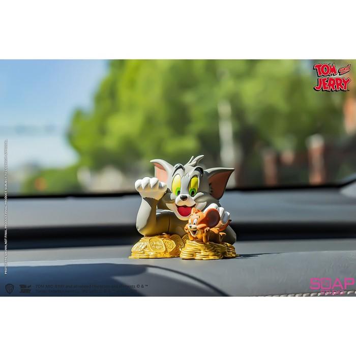 (複製)野獸國|CA126 湯姆貓與傑利鼠 雕塑家款 雕像