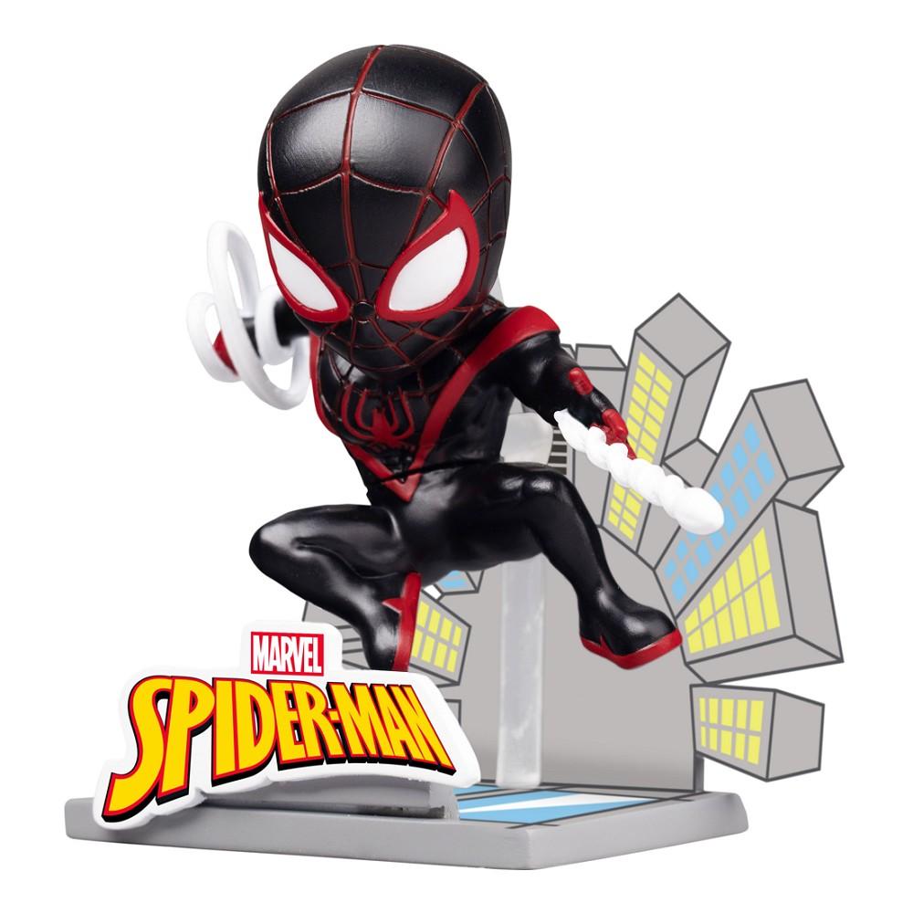 野獸國|MEA-013 漫威英雄 蜘蛛人 麥爾斯莫拉雷斯(盒抽)