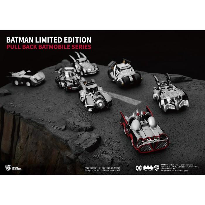 (複製)野獸國|蝙蝠俠80周年系列迴力車 2017 正義聯盟
