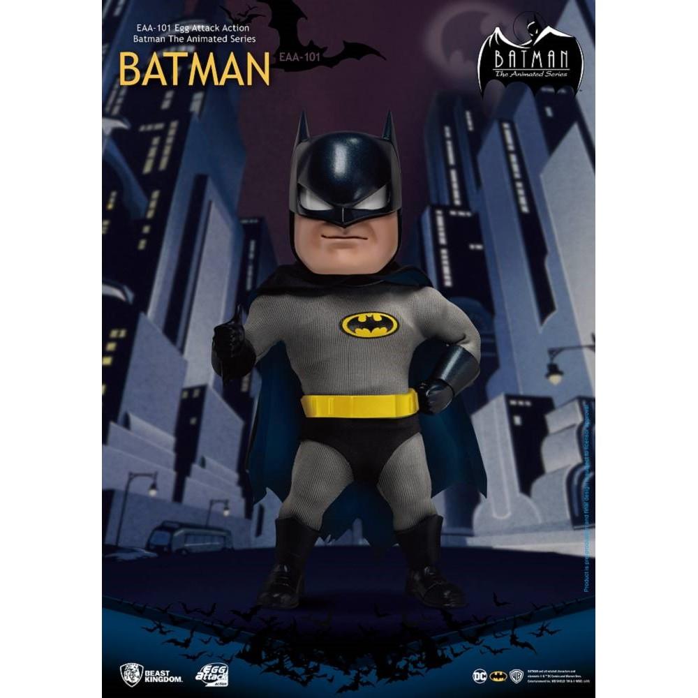 野獸國 EAA-101 蝙蝠俠動畫系列 蝙蝠俠