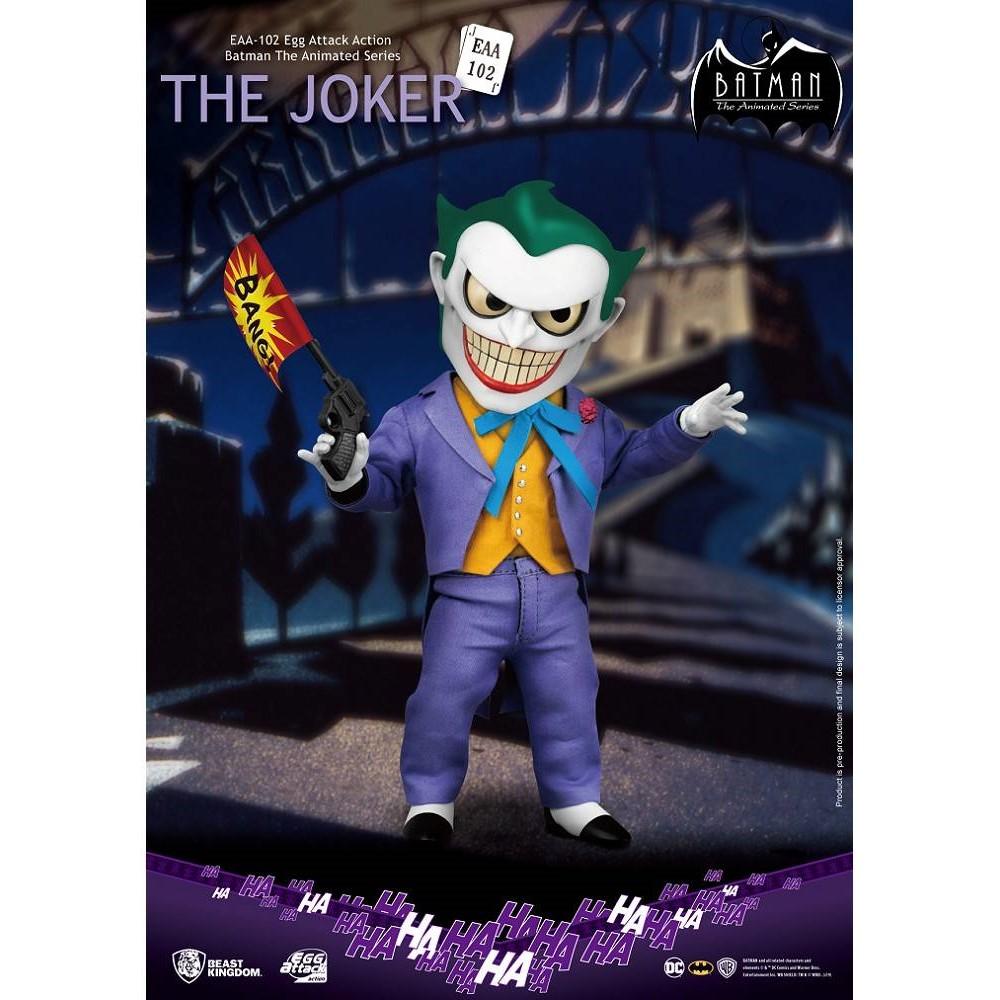 野獸國|EAA-102 蝙蝠俠動畫系列 小丑